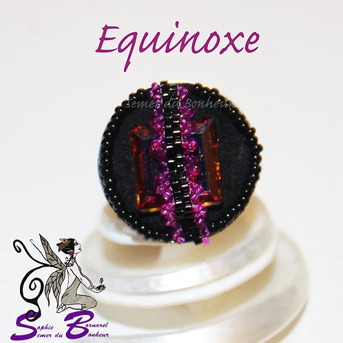 Bague Equinoxe