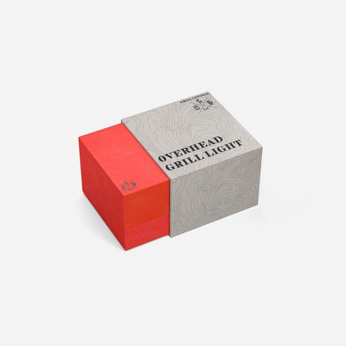 GRILL CENTRAL LIGHT BOX DESIGN