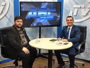 Programa ABC Negócios com o empresário Paulo Roberto Silva