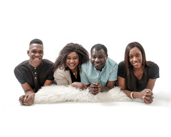 african studio portraits by Danarus