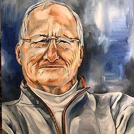 Commission done...'Malcolm' #portrait#oi