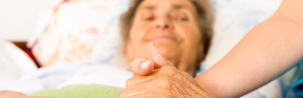 opiekunka seniora w Niemczech