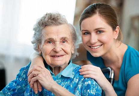 Praca opiekunka osób starszych w Niemczech na gewerbe