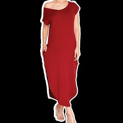 Easy Breezy T-shirt Dress