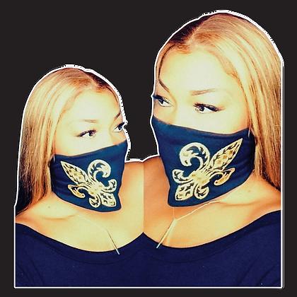 Fleur De Lis Mask