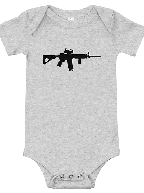 Black Rifle Onesie