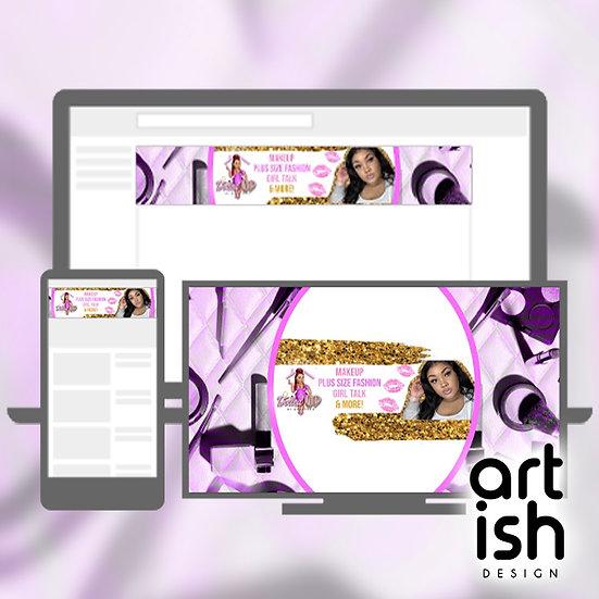 Digital Banners (FB, Youtube, Website)