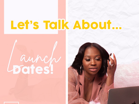 Let's Talk About Rushing Launch Dates!