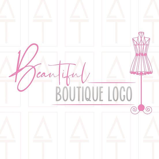 Beautiful Boutique Logo