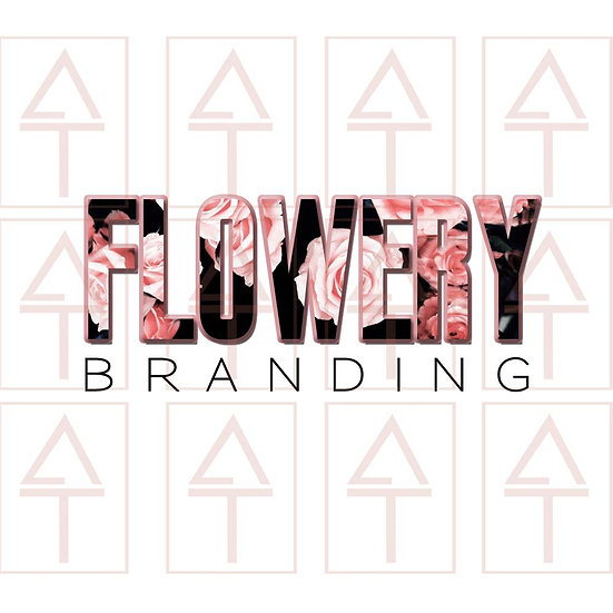 Flowery Branding