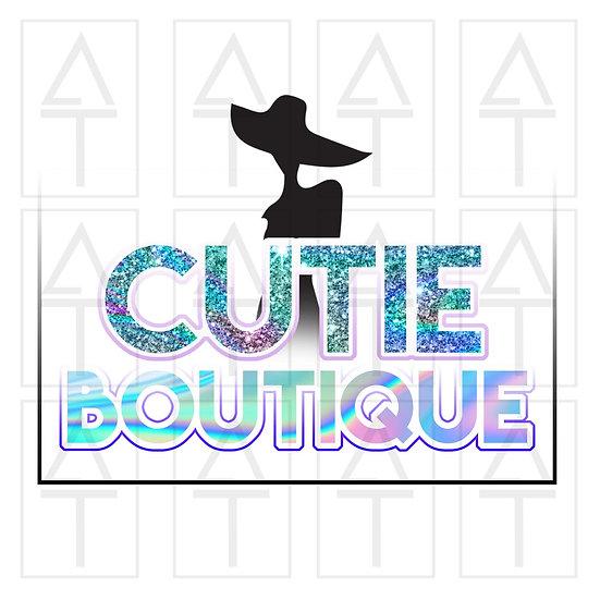 Cutie Boutique Logo
