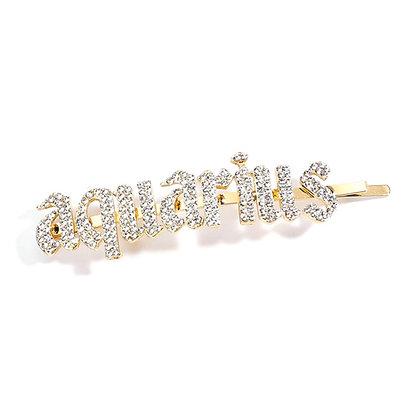 Zodiac Hair Pins