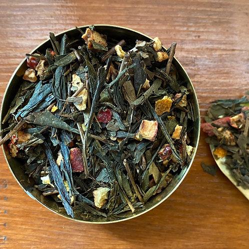 木守ほうじ茶・きまもり Leaf Tea 30g
