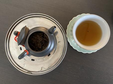 Free-grown Tea