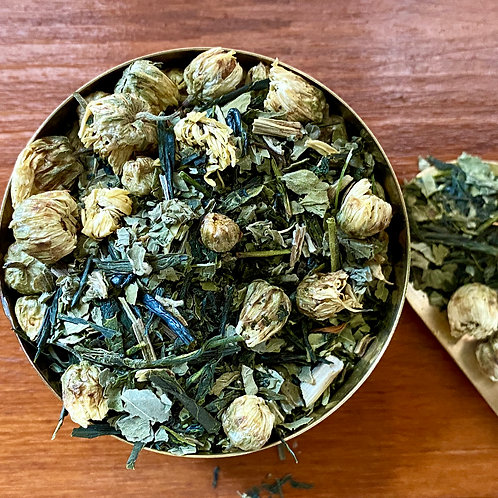 野遊び緑茶・のあそび Leaf Tea 30g