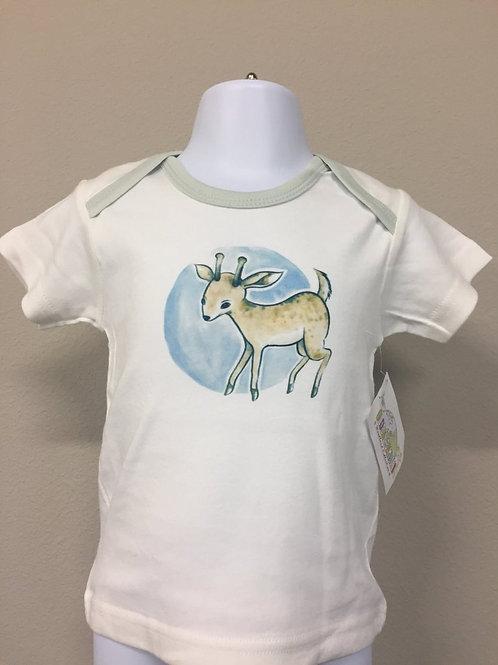 Fawn Unisex Organic Children's T-Shirt