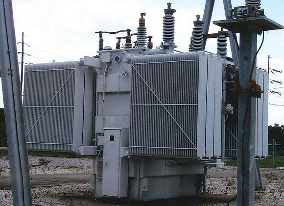 Federal Pacific / 30-65-MVA-Transformer