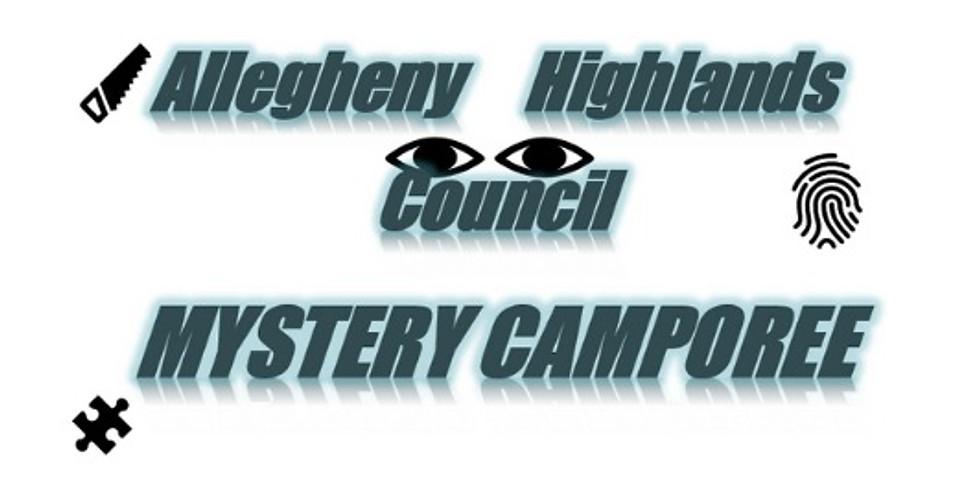 2021 Mystery Spring Camporee