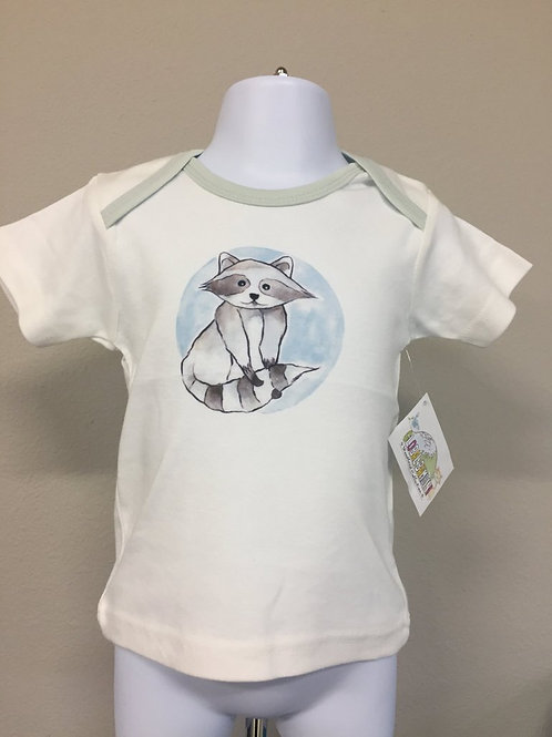 Raccoon Unisex Organic Children's T-Shirt