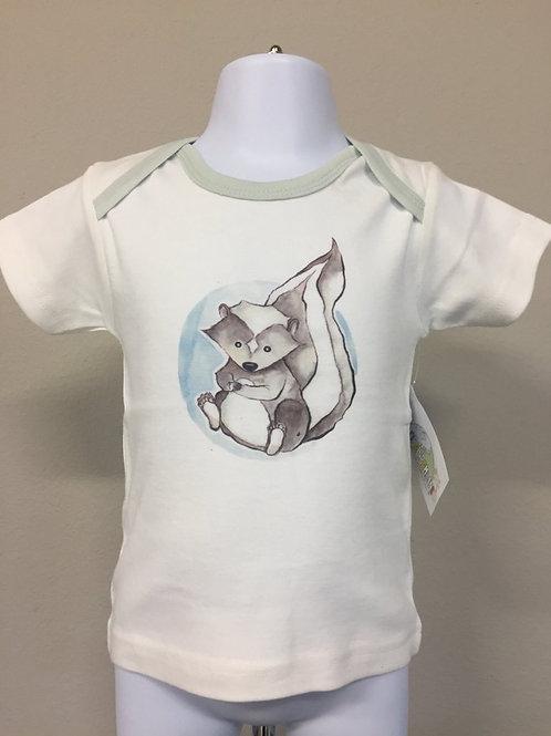 Skunk Unisex Organic Children's T-Shirt
