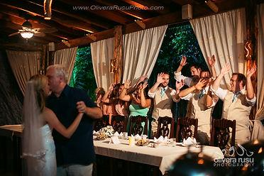 Island Wedding Reception San Pedro Belize