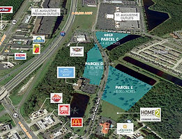 St Augustine Outlet Mall Centre
