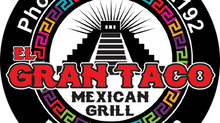 El Gran Taco Announces New Website with Online Ordering!
