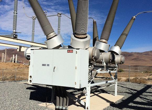 SF6 60 HZ Gas Circuit Breaker