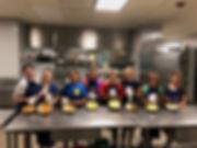 Create-a-Cook Camp Centra Montco Tech High School