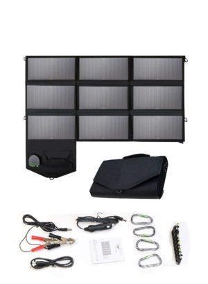 12v 60-Watt Solar Panel