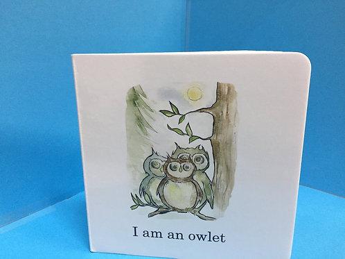 I am an owlet Book