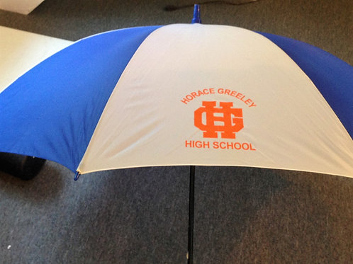 Greeley Sports Boosters Umbrella