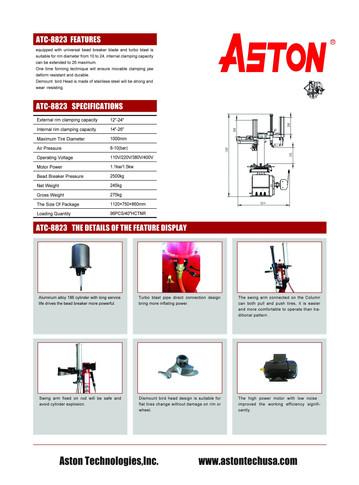Flyer ATC-8823-2
