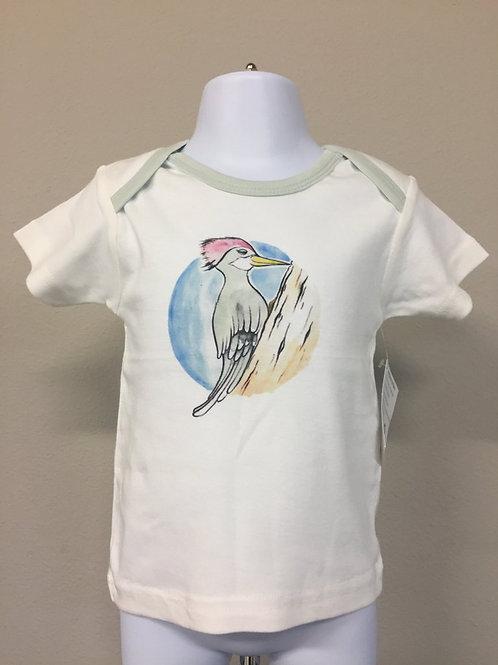 Woodpecker Unisex Organic Children's T-Shirt