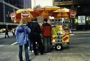 A Hot Dog Vendor Has a Timely Story to Tell