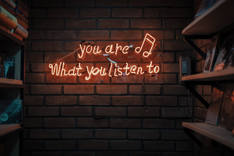 You are what you listen to.jpg