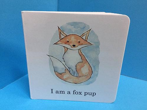 I am a fox pup Book