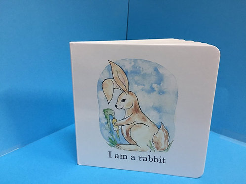 I am a rabbit Book
