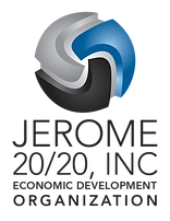 Jerome 20/20 Website Logo