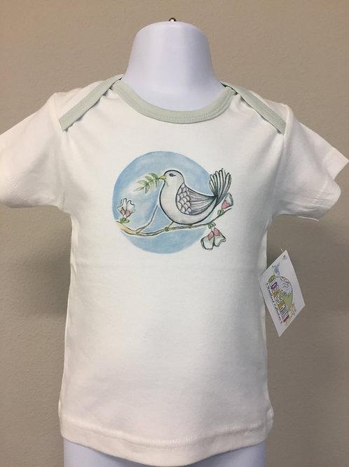 Dove Unisex Organic Children's T-Shirt