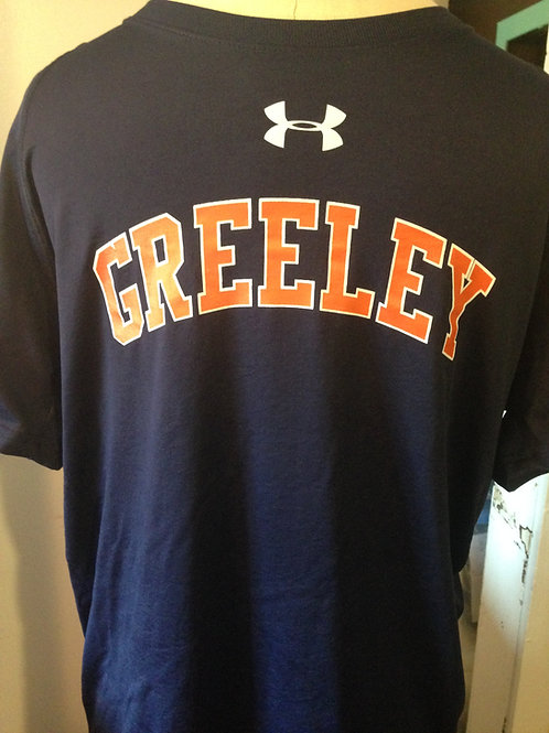 Greeley Under Armour Tee Shirt