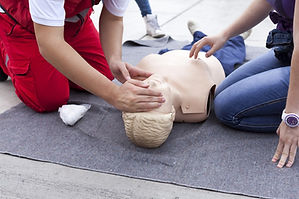 Emergency First Aid with CPR AED