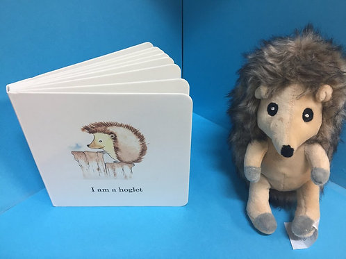Hoglet Plush ( book sold separately)