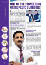 India's Top Orthopedic Surgeons Coffee T