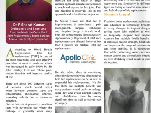 Direct anterior minimally invasive total hip replacement
