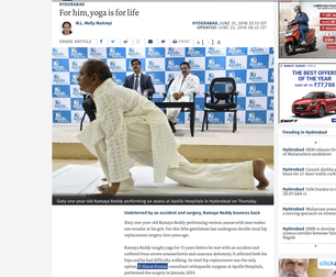 Incredible yoga after single stage both