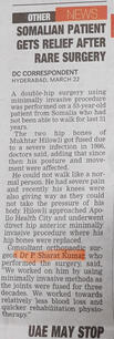 DECCAN CHRONICLE NEWS PAPER
