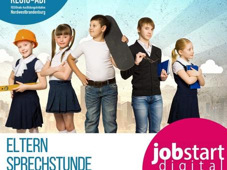 INFO-Donnerstag auf jobstartdigital.de