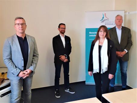 Unterstützung für Agrotec-Projekt im Gewerbepark Falkenhagen