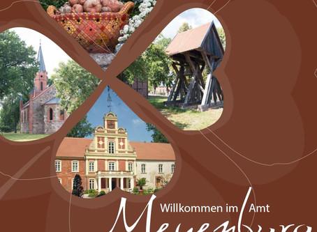 Amtsbroschüre Meyenburg 2020